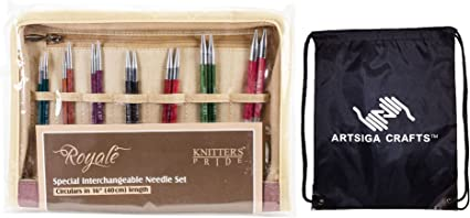 Knitters Pride KP150302 Ginger Deluxe Special Interchangeable Set