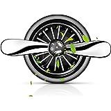 Movaty Deodoranti per Auto Diffusore di Profumo Automatico Senza Alcool Ventilazione Auto Diffusore Ideale per Automobile o RV e Buon Regalo per Auto Rimuove Fumo e Odori