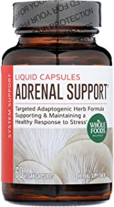 Whole Foods Market, Adrenal Support, 60 ct