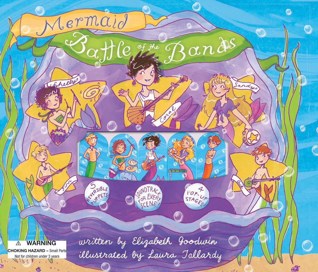 Read Online Mermaid Battle of the Bands Puppet Theater (Puppet Theater Story Books) pdf epub