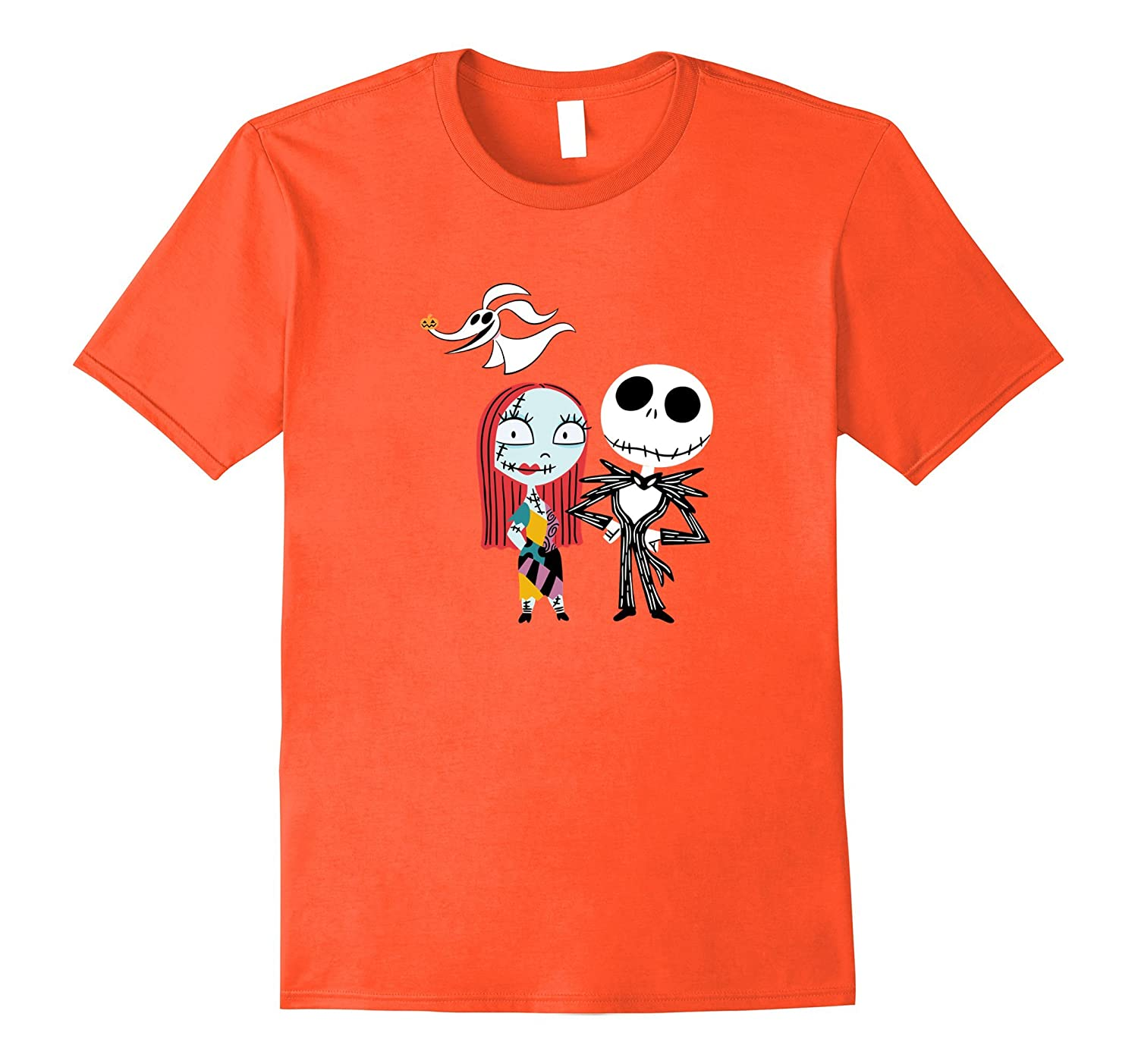 Disney Nightmare Before Christmas Jack and Sally TShirt-FL ...