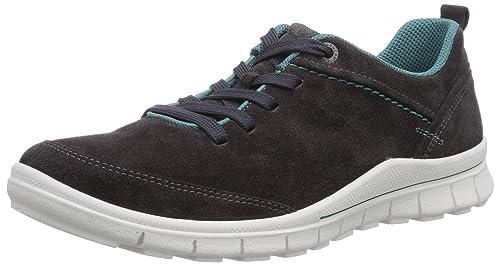 Legero SALO - zapatos con cordones de piel mujer, color gris, talla 36
