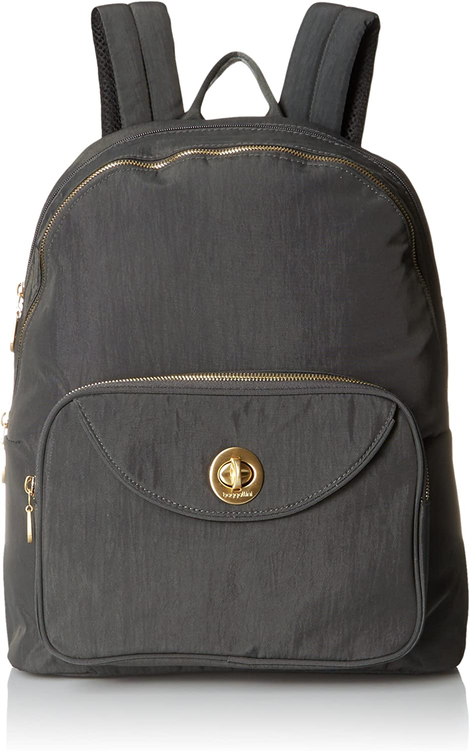 Baggallini Brussels Laptop Backpack Black