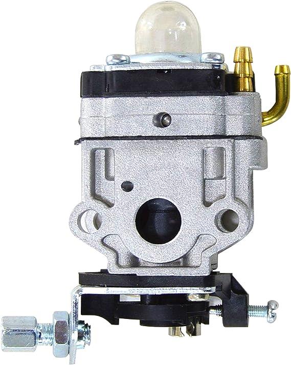 Carburador – Desbrozadora 19 – 38 – Cortacésped ccm libre Schneider 10 mm: Amazon.es: Bricolaje y herramientas