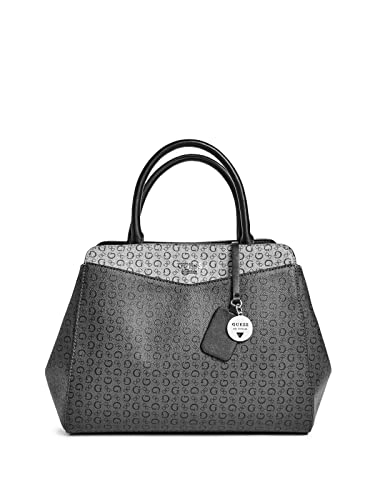 GUESS Factory Womens Birch Logo Charm Carryall