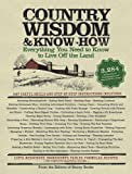 Country Wisdom & Know-How