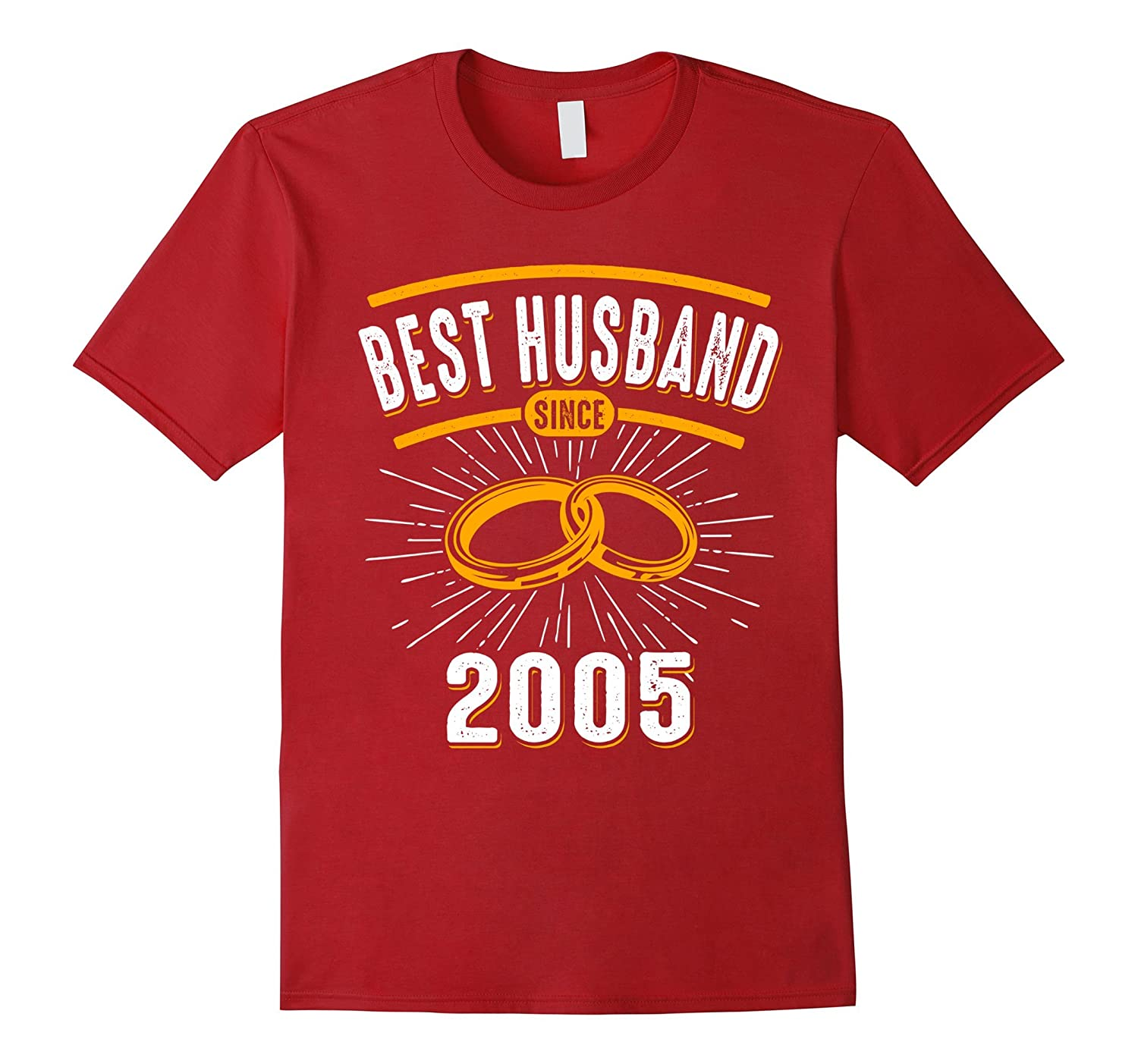 Husband Since 13th Wedding Anniversary-Teesml