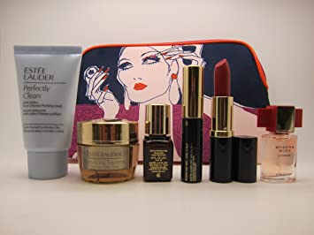 Image Unavailable. Image not available for. Color: Estee Lauder 2016 Macy's 7 pcs Gift Set