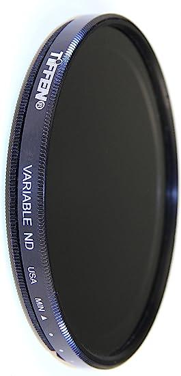 Tiffen 77VND - Filtro ND para Objetivos de cámara (77 mm)