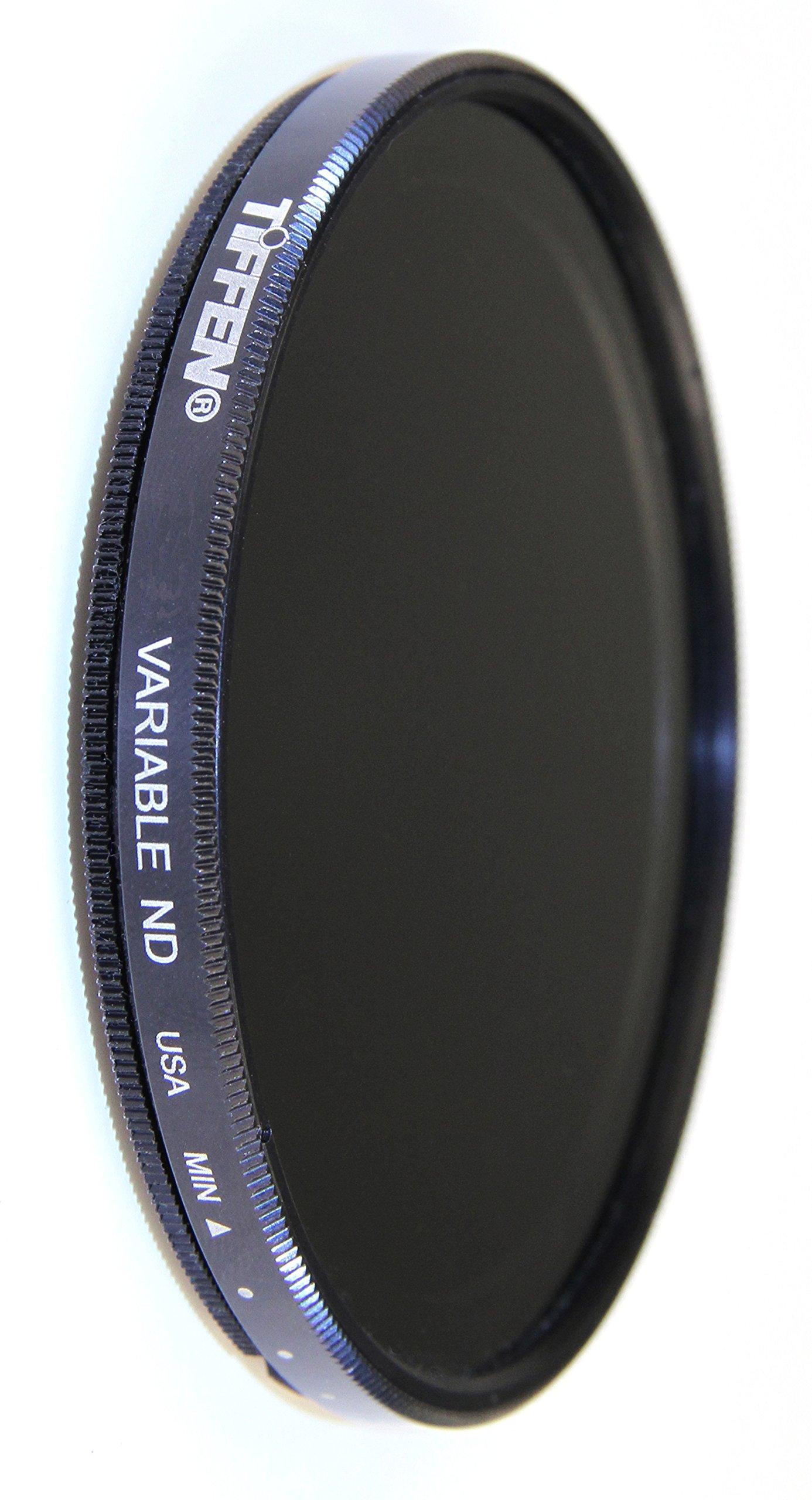 Tiffen 77mm Variable Neutral Density Filter 77VND for Camera lenses by Tiffen