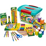 Crayola Color Caddy Back to School Kit, Over 120 Pieces!