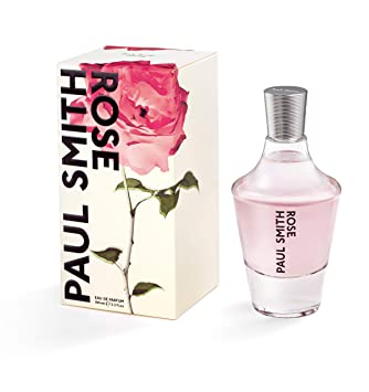 83a89c7d538f Amazon.com : Paul Smith Rose By Paul Smith For Women. Eau De Parfum Spray  3.3 Oz / 100 Ml : Paul Smith Women Perfume : Beauty