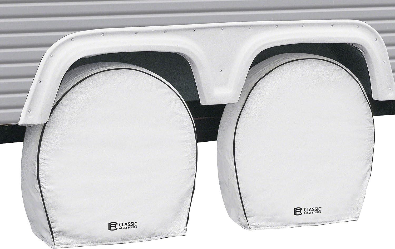 Classic Accessories 76240 RV Wheel Cover RV & Trailer Covers ...