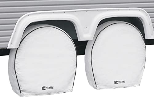 Classic Accessories 80-221-152302-00 OverDrive Deluxe RV & Trailer Wheel Cover