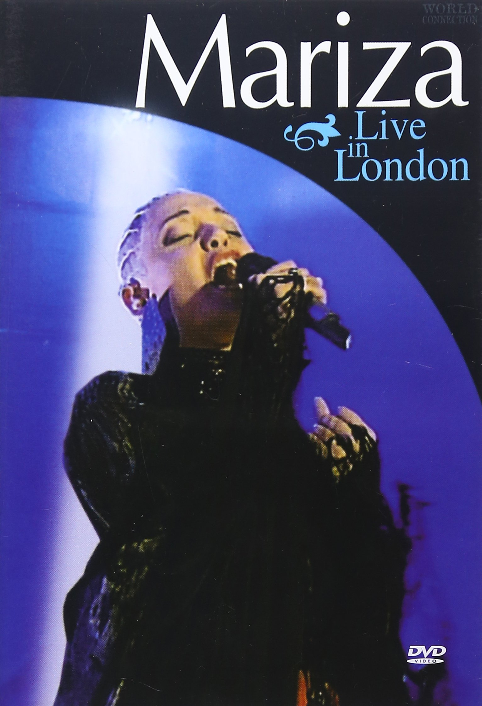 DVD : Mariza - Live In London (DVD)
