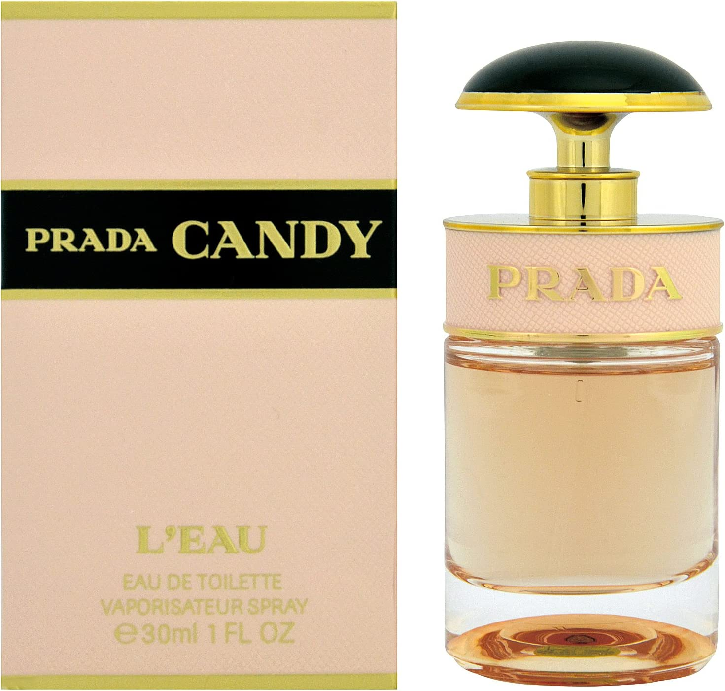 Prada LEau Candy Agua de Colonia - 30 ml: Amazon.es: Belleza