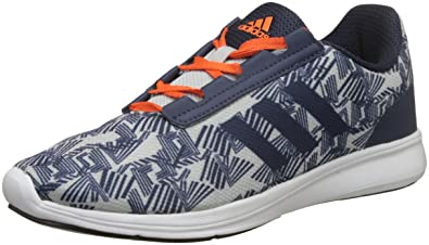 newest 7bc04 fe0f2 Adidas Men s Adipacer 2.0 M Silvmt, Trablu and Energy Running Shoes-7 UK