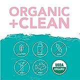 Pink Stork No Flow Tea: Hibiscus Mint, USDA