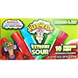 WARHEADS 'EXTREME SOUR' 10 POPS PER PACK (PACK OF 3)