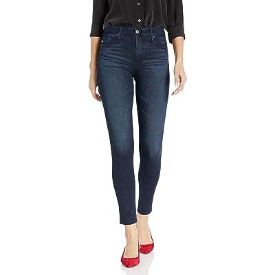 AG Adriano Goldschmied Women's Farrah Skinny Ankle Jean: Clothing