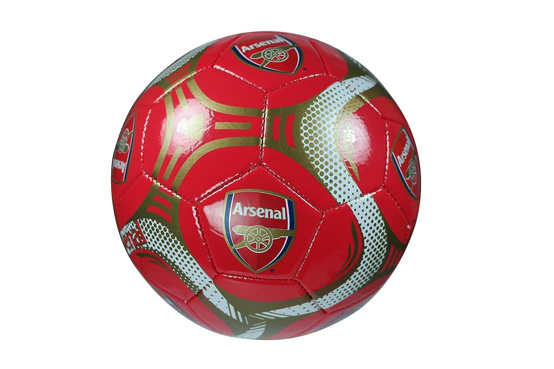 アーセナルFC Authentic Official Licensedサッカーボールサイズ5 04 – 3 B0785Y14WN