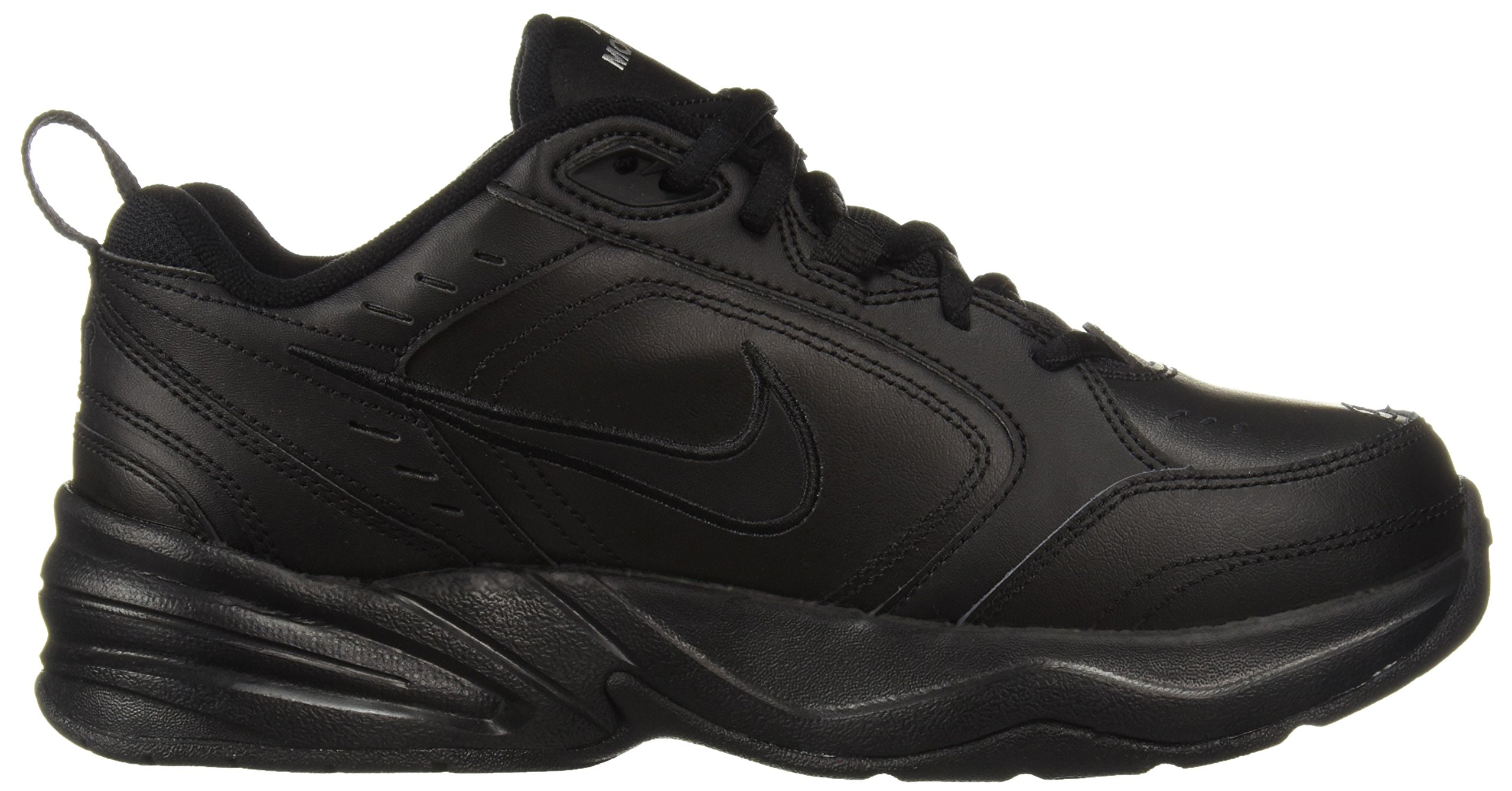 Nike Men's Air Monarch IV Cross Trainer, Black, 7.5 4E US by Nike (Image #7)