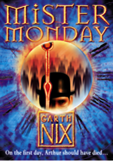 Lady friday the keys to the kingdom book 5 ebook garth nix mister monday the keys to the kingdom book 1 fandeluxe Ebook collections