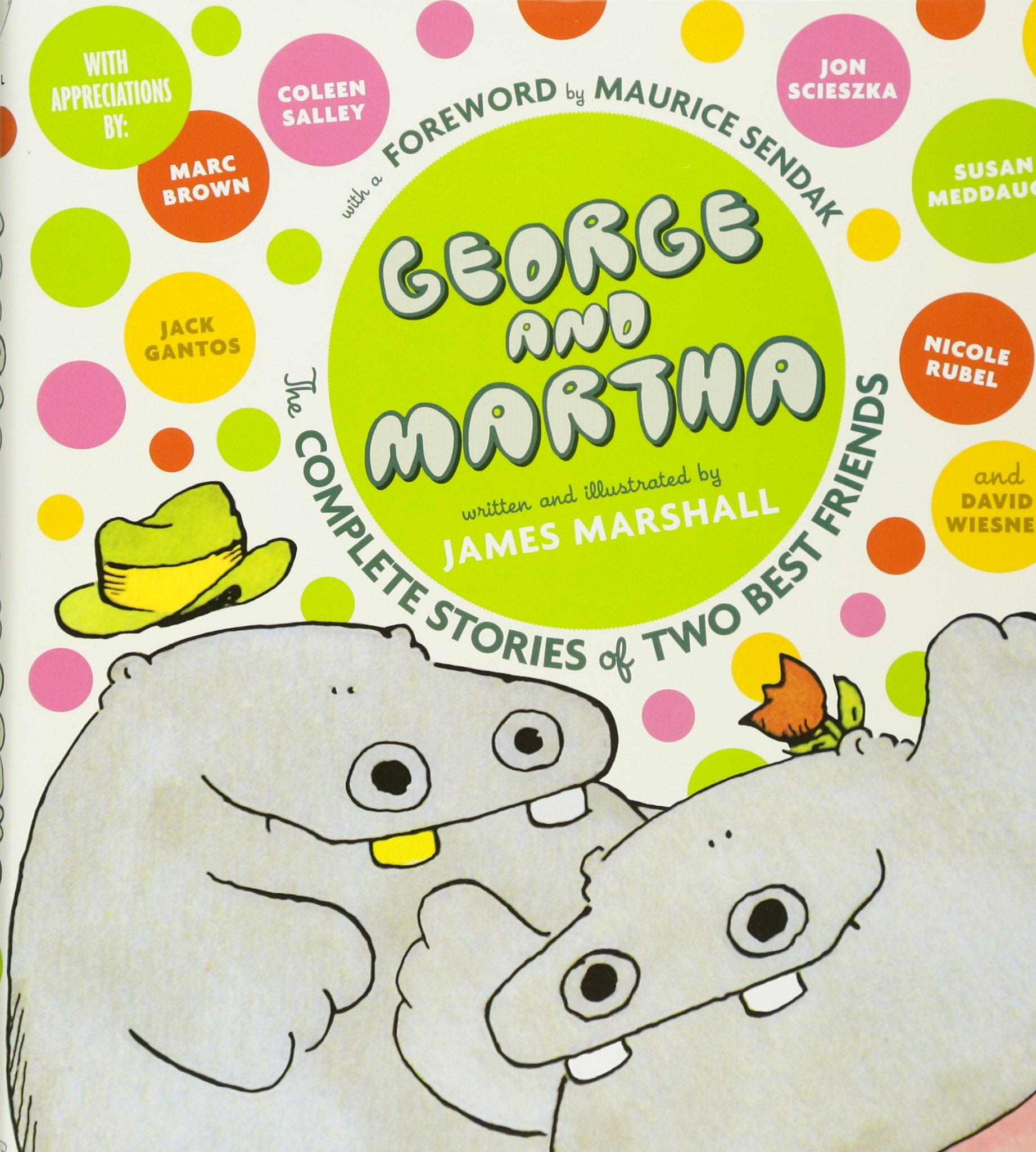 George and Martha: The Complete Stories of Two Best Friends ...