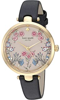 1e93b321961 Amazon.com  kate spade new york Women s Holland Stainless Steel ...