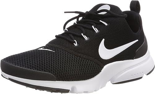 Nike Herren Presto Fly Laufschuhe, schwarz