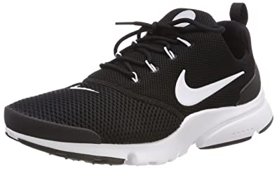 sale retailer 07394 4420f Nike Presto Fly, Baskets Homme, Noir White-Black 002, 40.5 EU