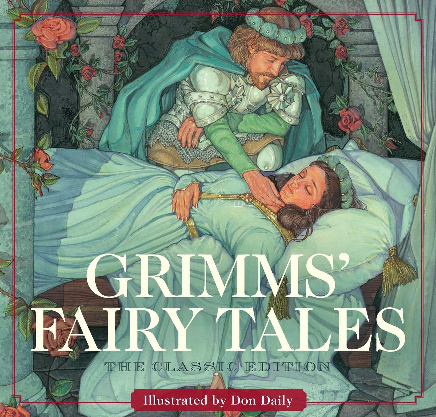 Grimms' Fairy Tales ebook