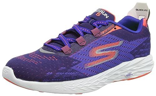 Skechers Go Run 5, Zapatillas de Deporte Exterior para Hombre: Amazon.es: Zapatos y complementos
