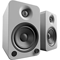 Kanto YU4 2-Way Powered Speakers with Bluetooth and Phono Preamp (Pair)