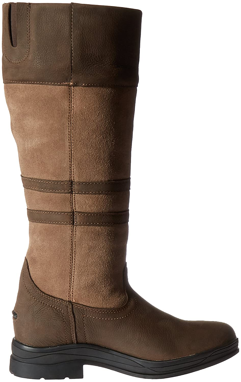 ARIAT Damen Country Stiefel Stiefel Stiefel AMBLESIDE H2O wasserdicht, flaxen, 8.5 (42.5) RM af6670