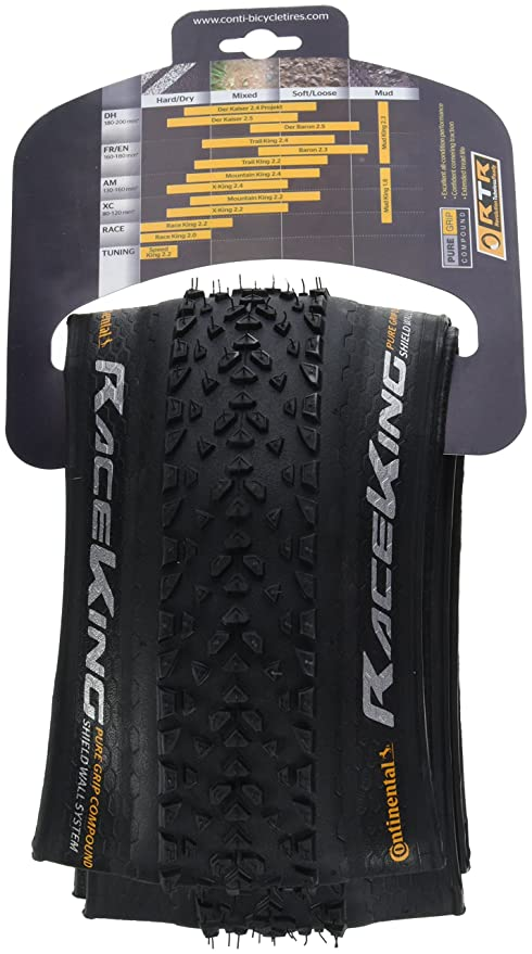 Amazon.com: Continental ShieldWall Mountain Bike Tire - All ...