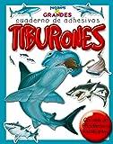 Tiburones (Pequeños & Grandes cuadernos de adhesivos)