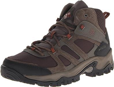 Columbia Men's Woodburn Mid Hiking Boot