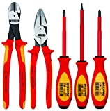 Knipex 989822US 5-Piece 1000V Insulated High