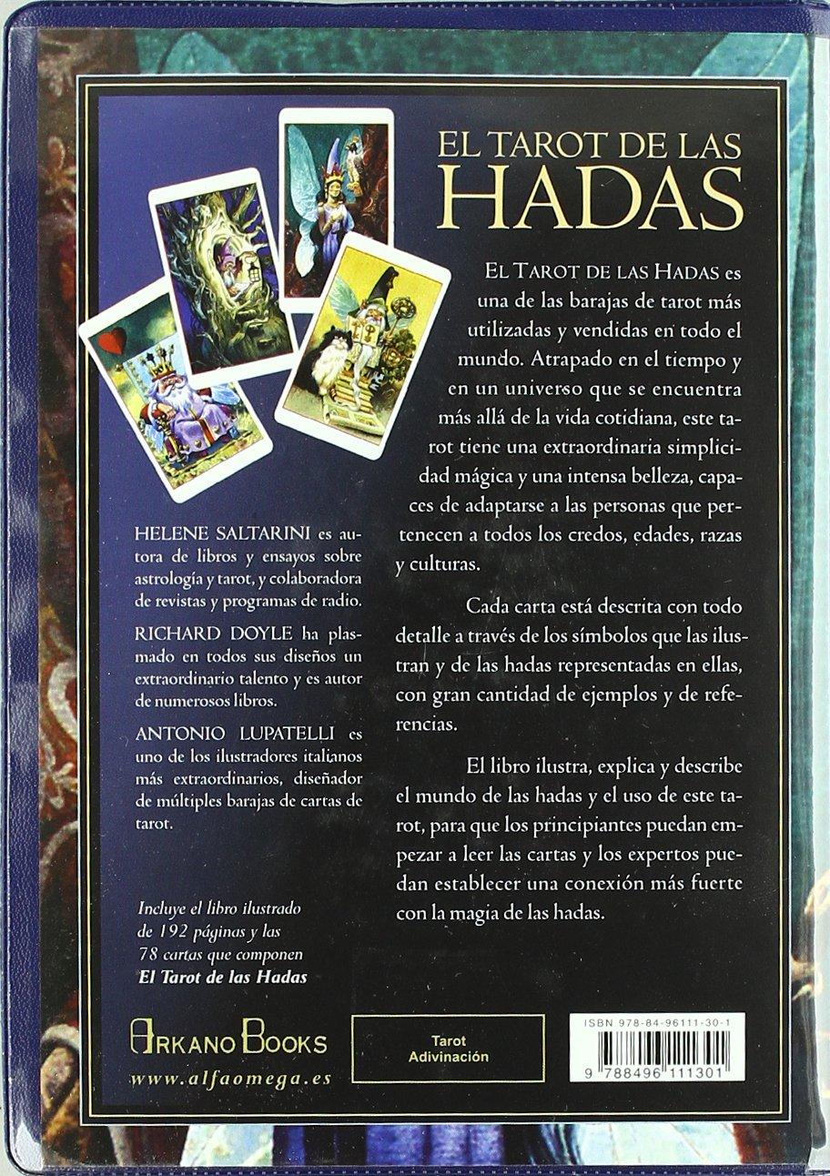 Tarot de las hadas/ Tarot Of The Fairies (Spanish Edition ...