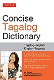 Tuttle Concise Tagalog Dictionary: Tagalog-English English-Tagalog