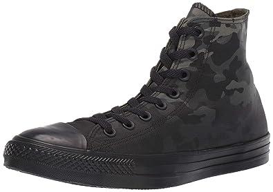 1c9ac6232d1887 Converse Men s Unisex Chuck Taylor All Star Camo High Top Sneaker
