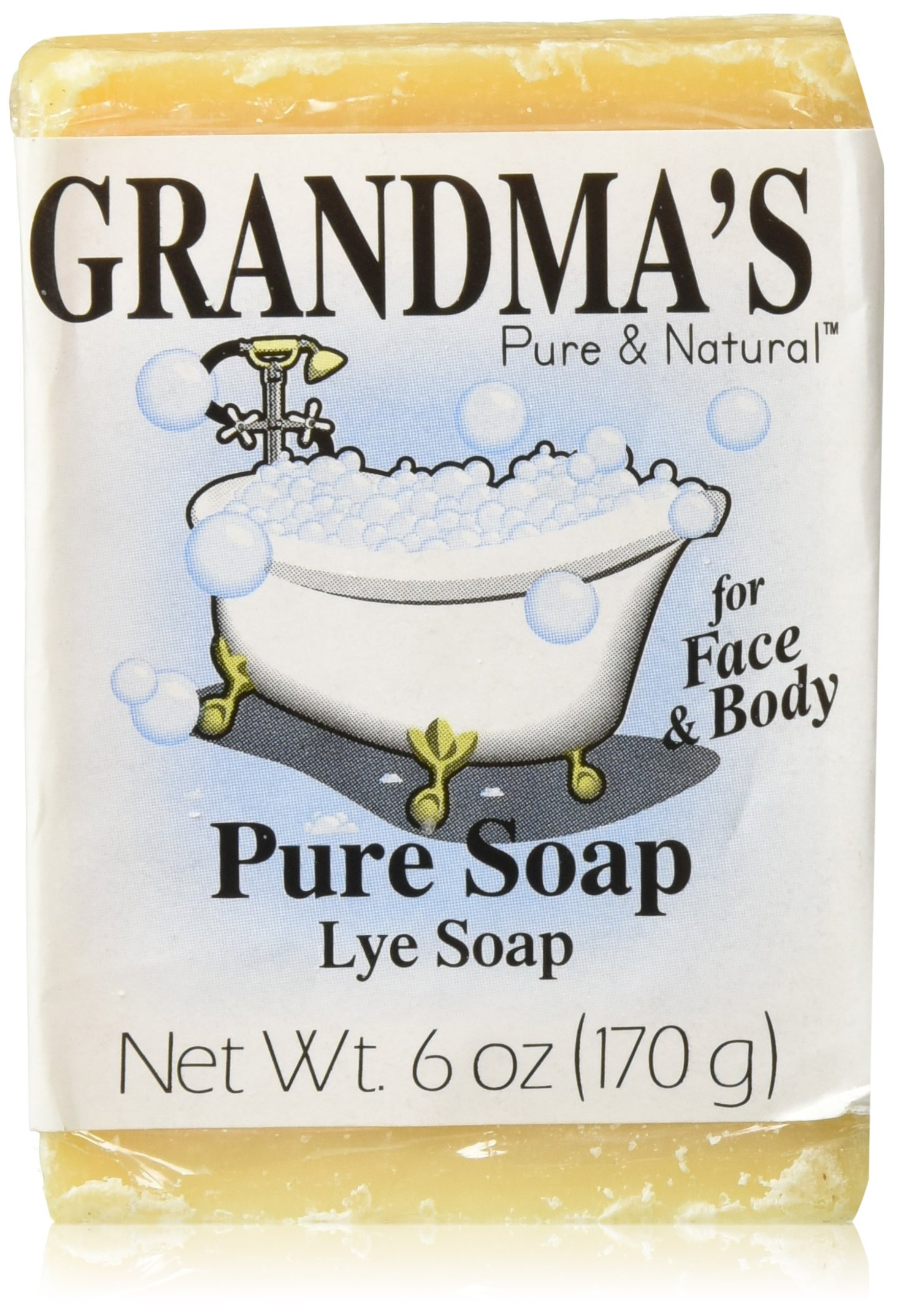 Grandma S Pure And Natural Lye Soap Reviews