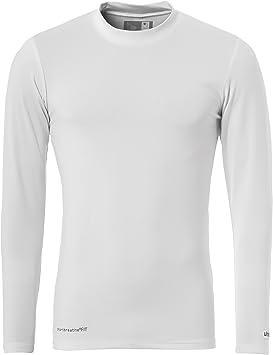 TALLA S. uhlsport Distinction Colors Baselayer - Camiseta De Entrenamiento Hombre