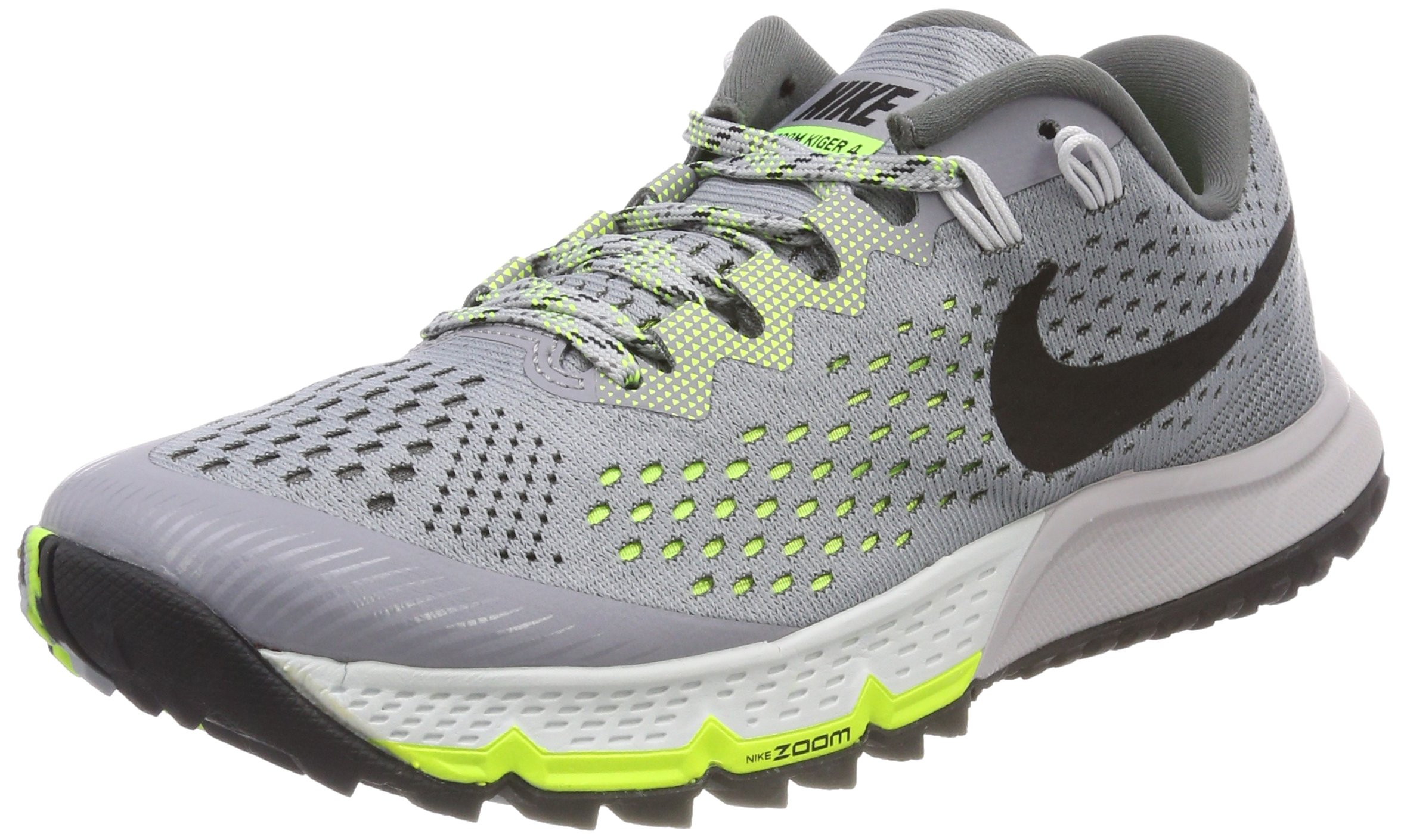 competitive price cb10a 330d7 Nike Women's Air Zoom Terra Kiger 4 Running Shoe 8.5 Grey