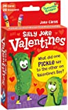 Peaceable Kingdom 28 Card Silly Joke Valentines with Envelopes