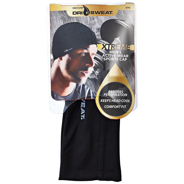 Dri Sudor Xtreme - Gorra de Deporte Hombre, Color Negro: Amazon.es ...