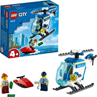 LEGO® City Police Helicopter 60275 Building Kit