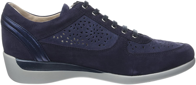 Venus II 81 bis Vel, Zapatillas para Mujer, Azul (Blazer Blue/Dark Denim G01), 39 EU Stonefly