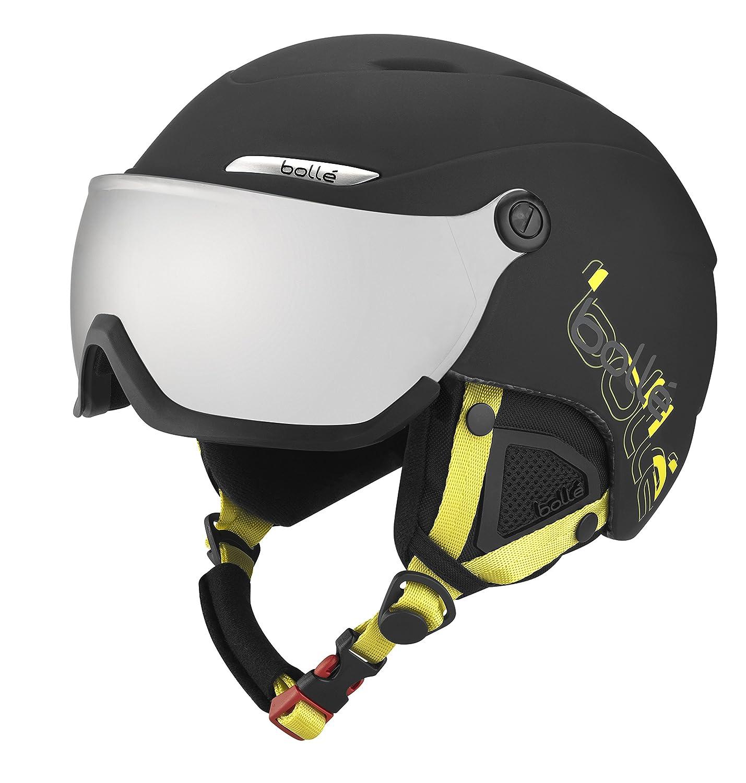 Bollé Casco de esquí B de yond Visor Black Lime Silver Gun